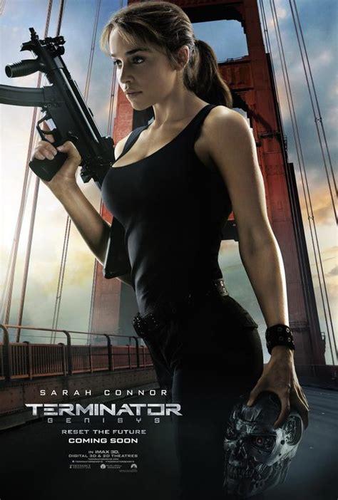 terminator genisys character posters movienewzcom