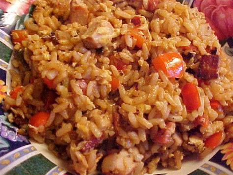 recettes de restes et riz