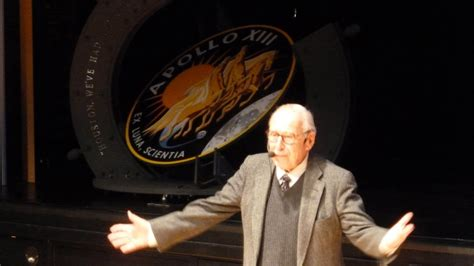 Apollo 13 Astronaut Jim Lovell Space Lecture - YouTube