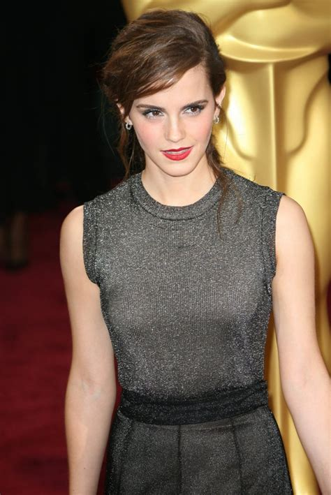 Emma Watson Picture The Annual Oscars Red