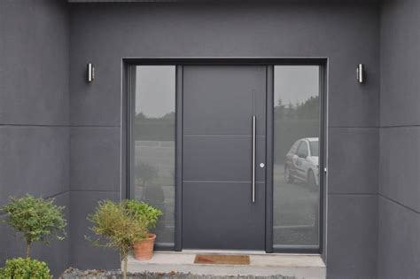Modernexteriordoorsgray  Perfect Modern Exterior Doors