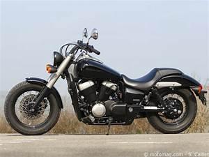 Honda Shadow 750 Fiche Technique : honda vt 750 c2b shadow moto magazine leader de l actualit de la moto et du motard ~ Medecine-chirurgie-esthetiques.com Avis de Voitures
