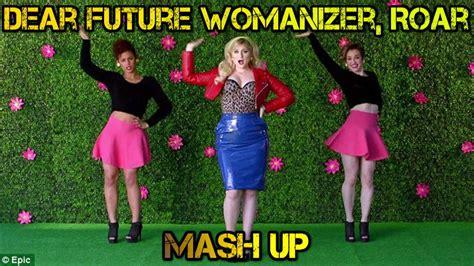 Meghan & Britney & Katy  Dear Future Womanizer, Roar (dj