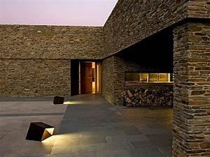 10 idees d39eclairage exterieur original pour votre patio With eclairage exterieur maison contemporaine