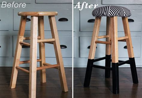 Bar Stool Makeover Diy Project