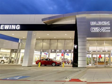 Ewing Buick Plano history in plano tx ewing buick gmc plano buick
