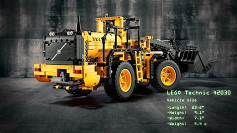 lego technic 42030 lego 174 technic volvo l350f radlader 42030 promo