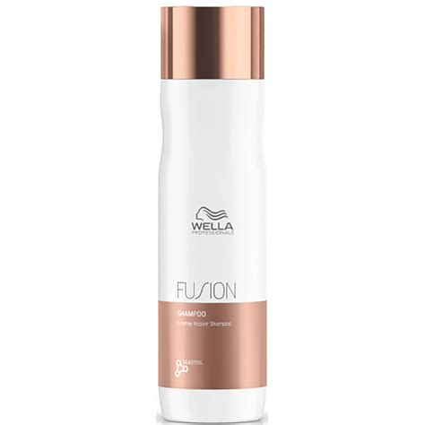 wella professionals fusion shampoo ml buy mankind