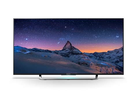 tv sony 4k tv led sony kd43x8309 4k uhd 4097807 darty