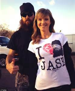 Jase and Missy Robertson Duck Dynasty