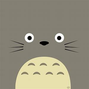 Cute Totoro Wallpaper - WallpaperSafari