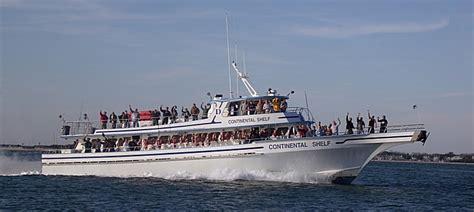 Fishing Boat Shelf by Continental Shelf Fishing Charter