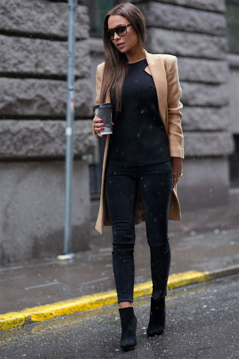 Black Camel Outfits This How Style The Look