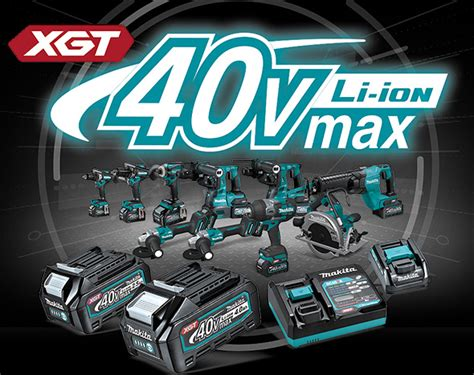 details  makita xgt  max cordless power tool