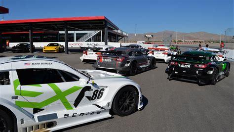 Racing Series by 2016 Exr Series Finale Exotics Racing Las Vegas Exr