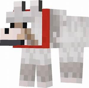 Minecraft Tamed Wolf Face | www.pixshark.com - Images ...