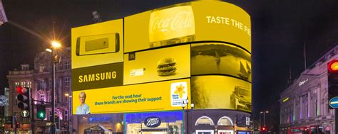 Brands Donate Ad Space In Recognition Of Marie Curie  Rapport