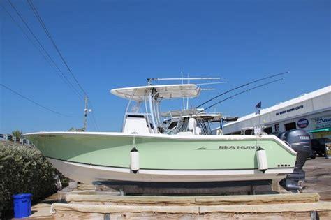 Sea Hunt Boats Hull Warranty by Sea Hunt Gamefish 27 W 175 Hrs Warranty Free Shipping