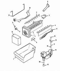 Optional Ice Maker Kit