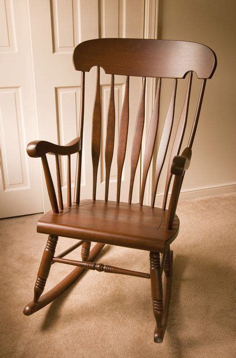 solid wood rocking chair plan 63 best wood rockers images on wood projects