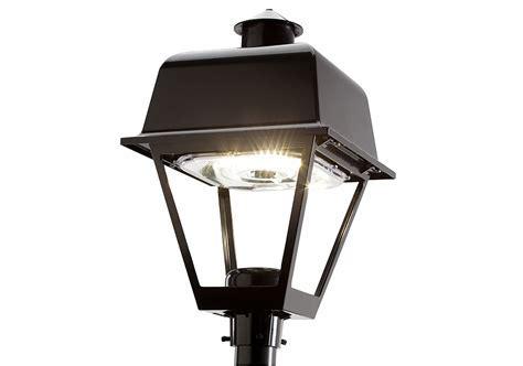 Led Light Design: High Quality LED Post Light for Outdoor