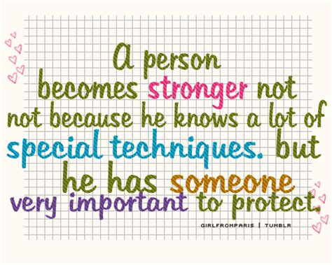 Importance Of Someone Special Quotes