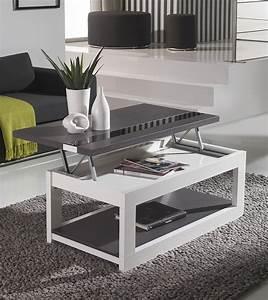 Table Basse Relevable Pas Cher : table basse qui se leve pas cher mobilier design d coration d 39 int rieur ~ Teatrodelosmanantiales.com Idées de Décoration