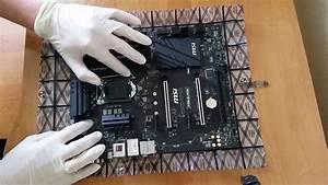Msi Z170a Sli Plus  Intel I5 6600k  Hyperx2x8gb Ddr4