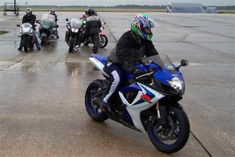 Motorcycle Safety Dvd Featuring Riders From Macdill Afb