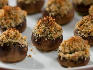 Stuffed Mushrooms Recipe | Giada De Laurentiis | Food Network