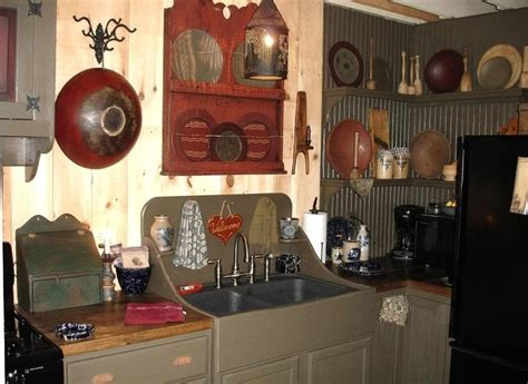 22 best images about primitive kitchen ideas on pinterest