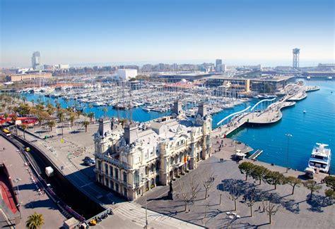 le port de barcelone guide gastronomique de barcelone le paradis des gourmets