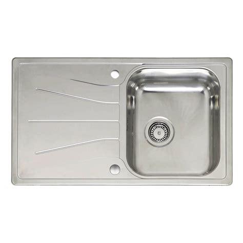 sink for kitchen reginox diplomat 10 single bowl sink sinks taps 6929