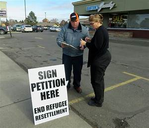 Push-Pull Over Refugee Resettlement Could Go To Public ...