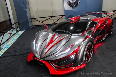 New Supercar by New Mexican Inferno Supercar Revealed With 1 400 Hp Gtspirit