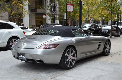Its completely free of the usual. For sale : 2012 Mercedes-Benz SLS AMG ROADSTER - Chicago Exotic Car Dealer - United States - For ...
