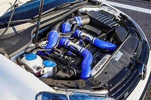 Insane Volkswagen Golf R Twin