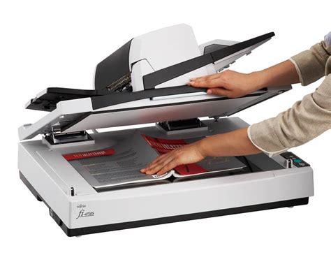 scanner bureau fujitsu fi 6750s scanner de bureau a3