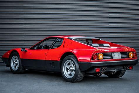 Just Listed: 1983 Ferrari 512 Bbi