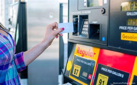 ways  protect   credit card fraud  gas