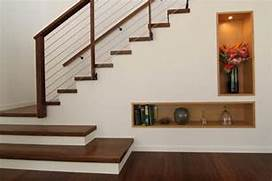 Modern Staircase Design Picture Modern Hawaii Modern Staircase Hawaii By Wildco Construction