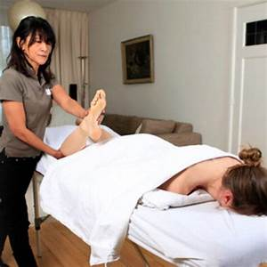 massage aan de deur