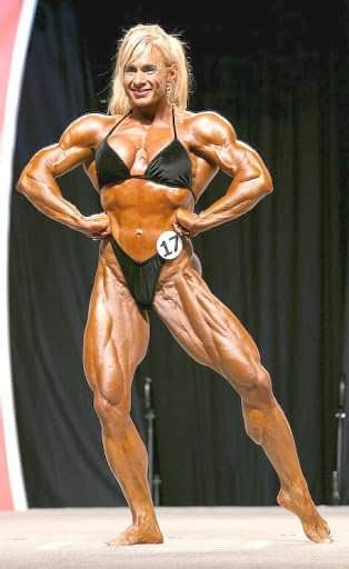 Sherry Smith Summers - NPC Oklahoma Trainer of the Month