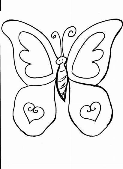 Mariposas Colorear Imprimir Pintar Coloring Butterfly Printable