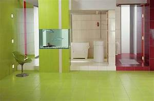 Obklady koupelen