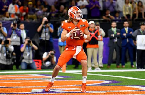 2020 Heisman Trophy Watch: Trevor Lawrence gets head start