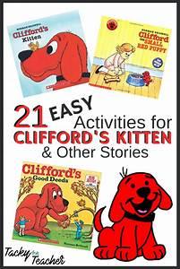 21 Easy Activities For Clifford U0026 39 S Kitten  U0026 Other Stories