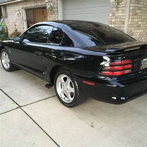 94 Ford Mustang Cobra SVT for sale: photos, technical specifications, description