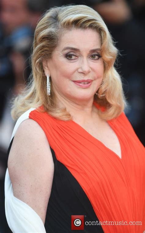catherine deneuve biography news