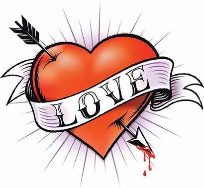 Heart Tattoo Vector Tattoos Clip Illustrations Illustration